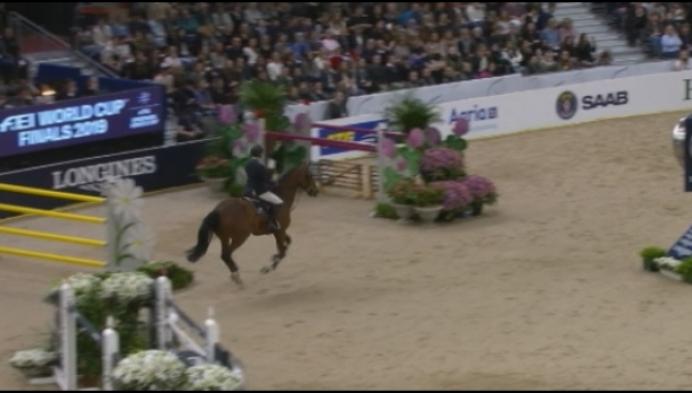 Niels Bruynseels knap 5de op wereldbekerfinale jumping