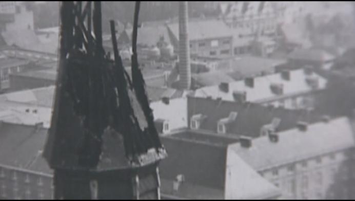Veel Mechelaars herinneren zich kathedraalbrand van 1972