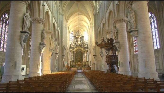 Unieke expo bombardement op Mechelse kerk