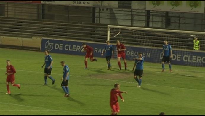 """Vosselaar verliest van Hamme: """"Twee owngoals en drie ballen in de winkelhaak"""""""