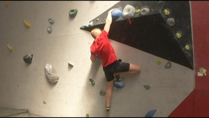 """Tielense para's: """"Boulderen is een echte hype"""""""