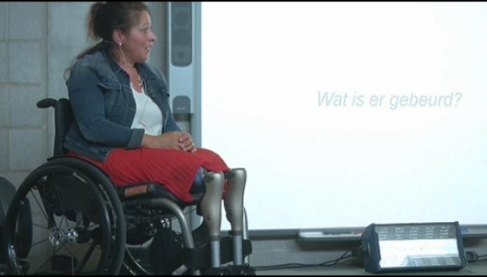 """Vrouw die benen verloor door dronken bestuurster: """"Nultolerantie nu!"""""""
