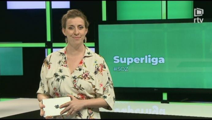 Superliga speeldag 26