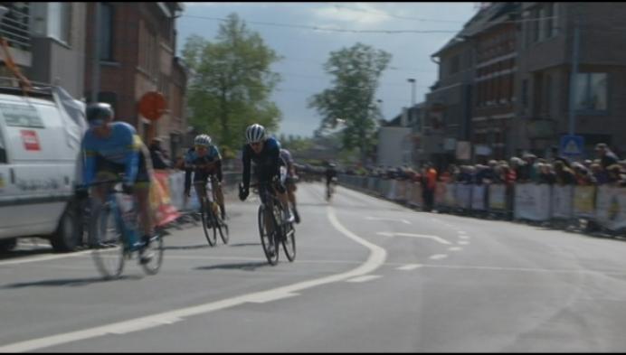 Provinciaal kampioenschap wielrennen in Onze-Lieve-Vrouw-Waver