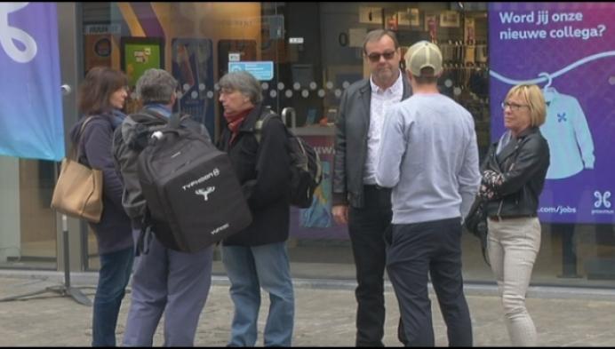 Zandpand verzamelt 4 ondernemers in Herentalse winkelstraat
