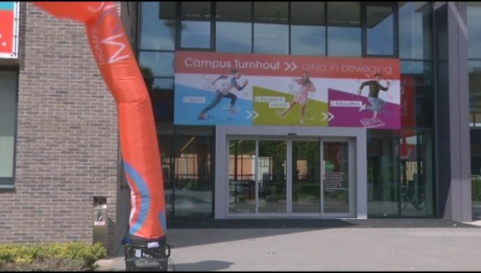 Thomas More Turnhout ontfermt zich over topsportstudenten