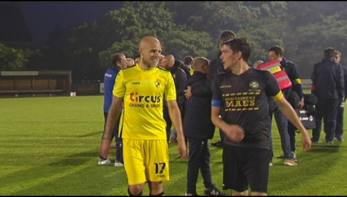 Strijdvaardig Lierse Kempenzonen wint bij Thes met 2-4