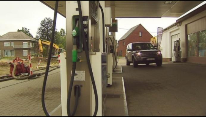 Tankstation in Wiekevorst heeft nog amper klanten door wegenwerken
