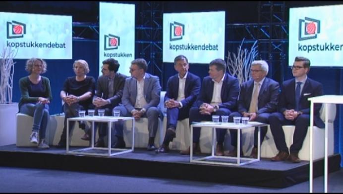 RTV verkiezingsdebat: vurig maar beschaafd !