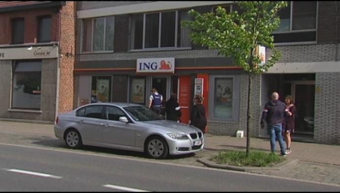 Man overmeestert overvaller op ING-bankkantoor