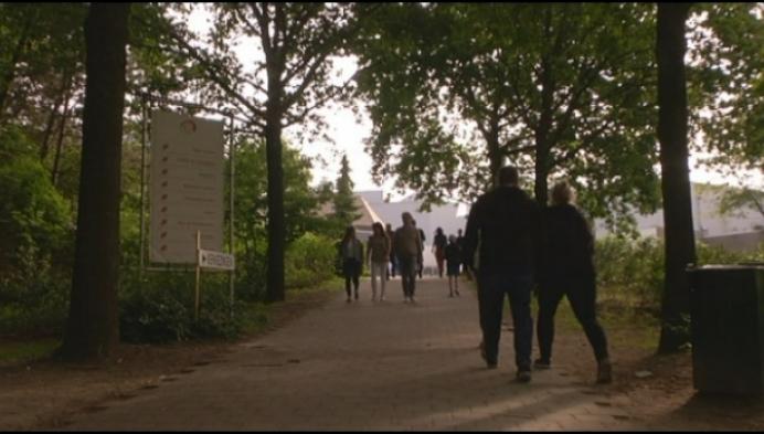 Stemmen tussen de toeristen in Sunparks