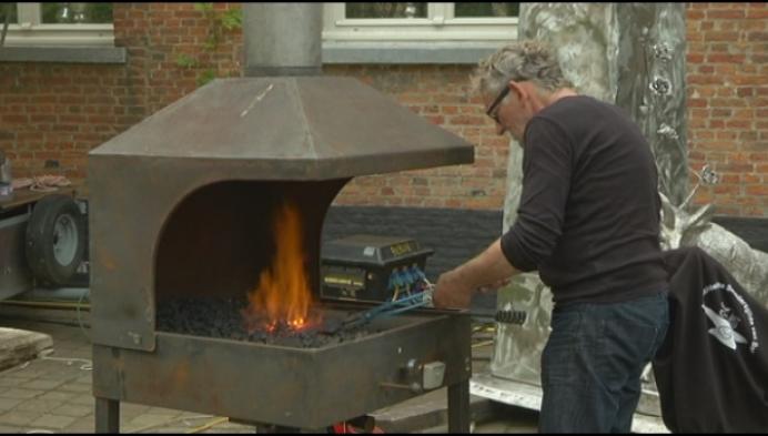 75 jaar na Van Boeckel: kunstsmeden verzamelen in Lier