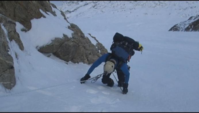 Niels Jespers beklimt de K2 in Pakistan