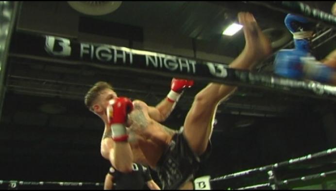 Cedric De Keirsmaeker bokst prestigekamp tegen Argentijn