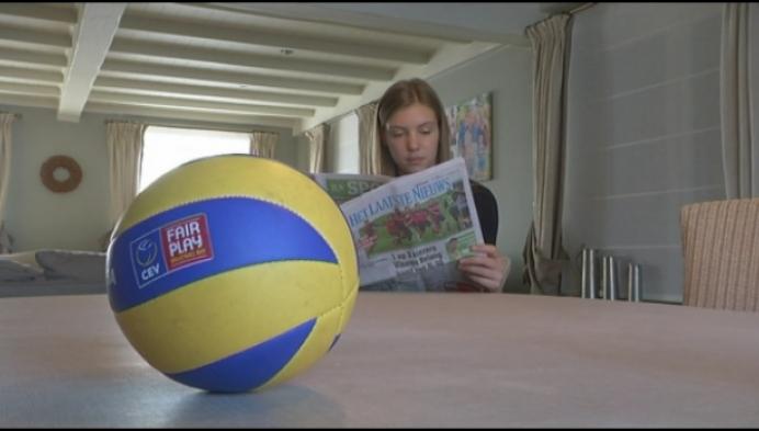 Volleybalster Celine Van Gestel versiert transfer naar Stuttgart