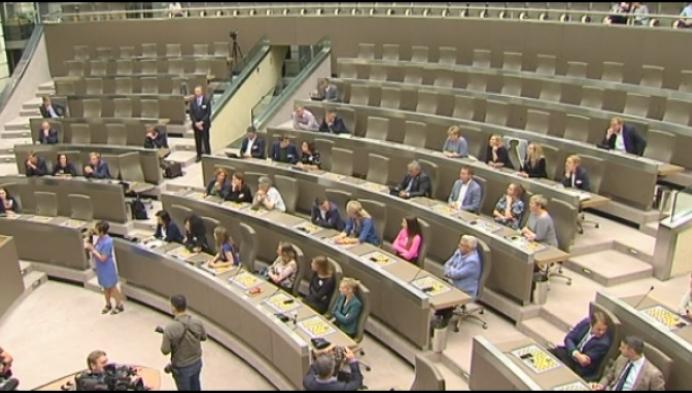 Vlaams parlement heet Kempense nieuwkomers welkom