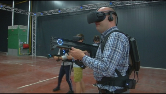 Willebroekenaars openen VR-gamecenter in Mechelen