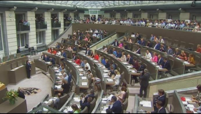 Ook Mechelse parlementsleden leggen eed af