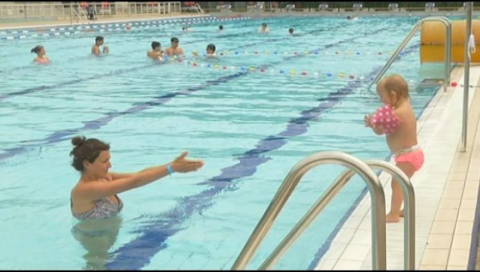 Buitenzwembad Den Uyt open voor publiek