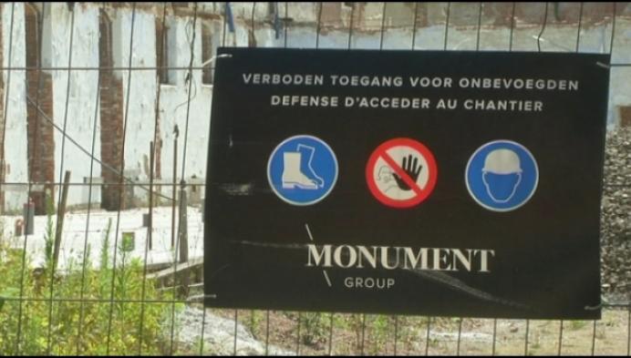 Scouts Bornem bezorgd over nieuwe appartementen aan abdij