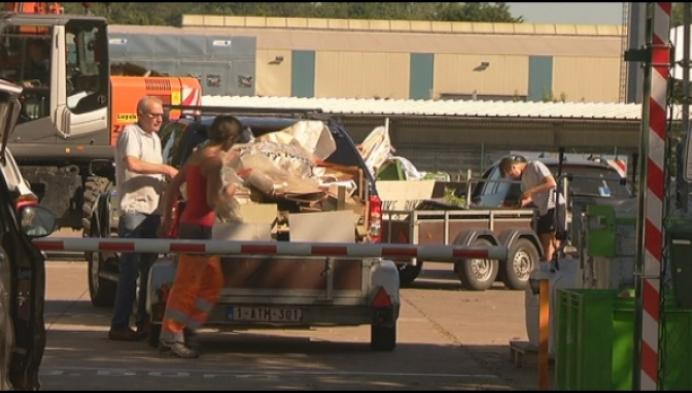 Uitzonderlijk druk op containerpark Lille nu prijzen stijgen