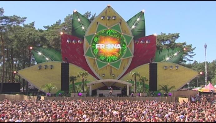 Sunrise Festival: tropisch warm, maar verkoeling is vlakbij