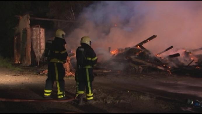 Brandweerzones in Baarle gaan intensiever samenwerken