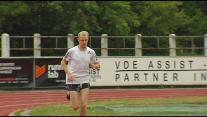 Tim Van de Velde jaagt op medaille op EK Atletiek voor junioren