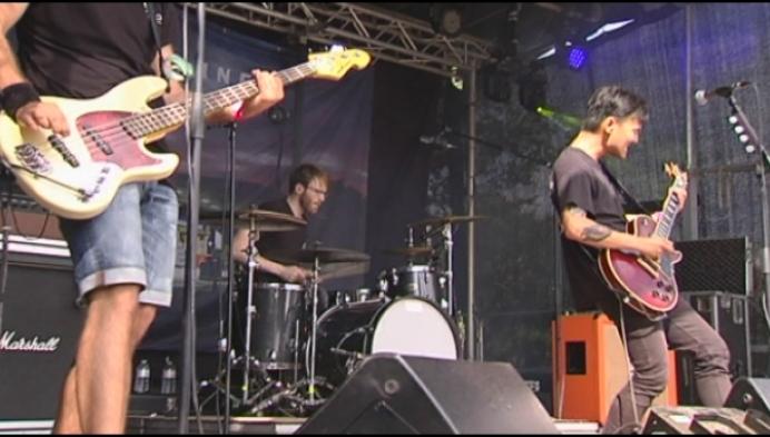 KaiserFest: klein, maar fijn stevig festival