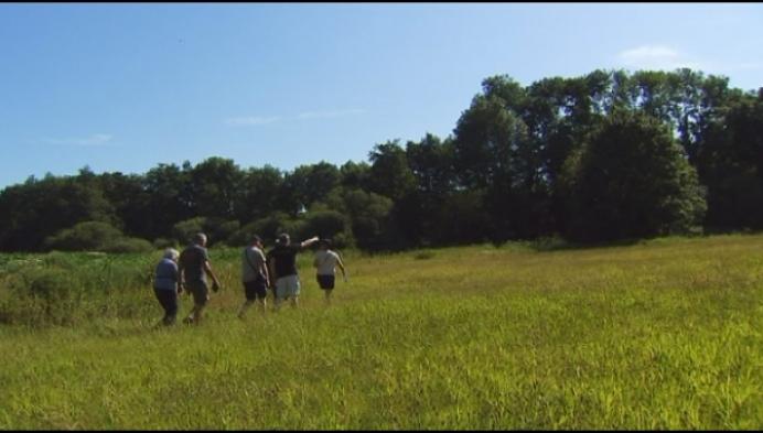 Familie schenkt 600.000 euro aan bos in grensstreek