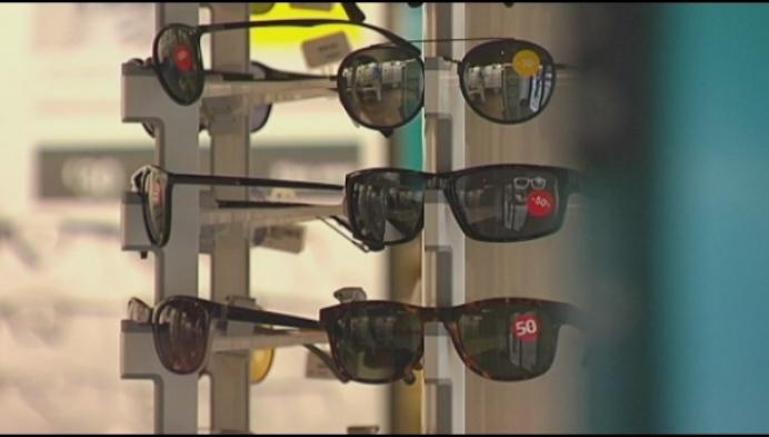 Bij Pearle gaan dievegges er met 9 dure brillen vandoor