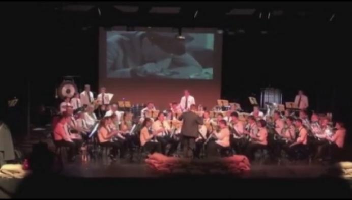 Fanfare in Beerse viert 150ste verjaardag
