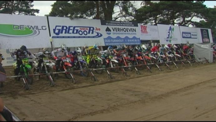 Liefhebbers van motorcross trekken naar Keiheuvel