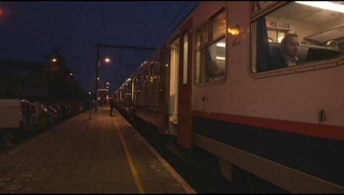 Politie haalt 8 illegalen van trein in Herentals