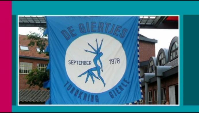 Kostbare vlag turnclub Gierle gestolen op kamp