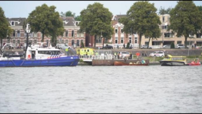 Bonheidense sterft tijdens bootongeluk in Rotterdam
