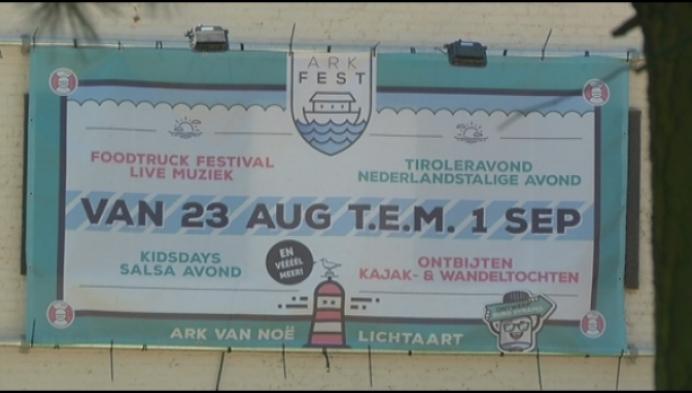 Ark van Noë viert 10 dagen Ark Fest