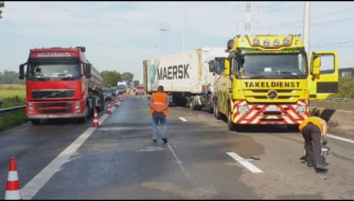 Zwaar ongeval E313 zorgt voor verkeerschaos