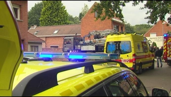 Twintiger raakt zwaargewond bij gasexplosie in Herentals