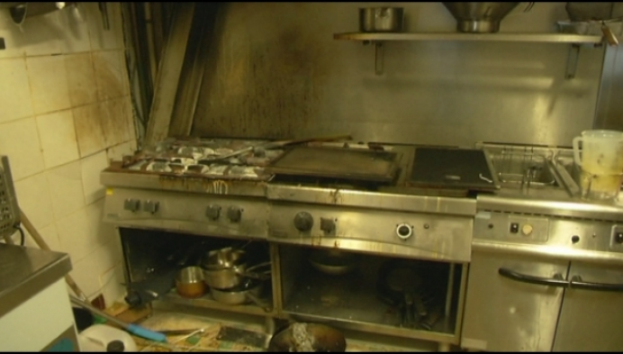 Brasserie kan twee weken na brand al heropenen