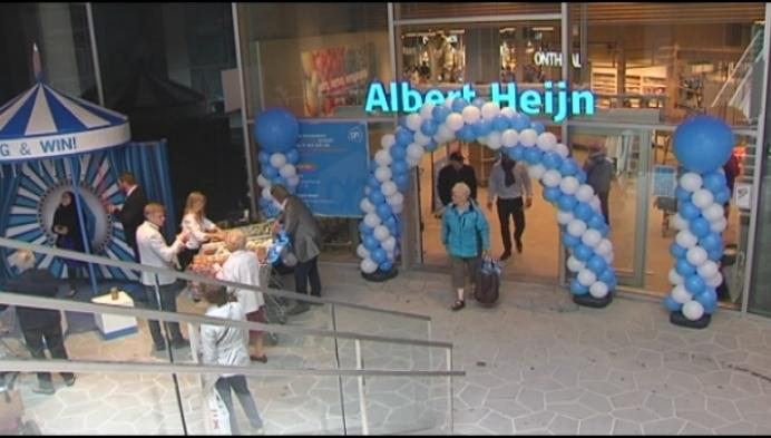 Eindelijk weer Albert Heijnsupermarkt in Turnhout
