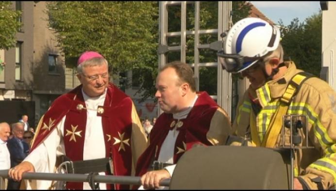 Bisschop Bonny zegent gerenoveerde Katharinatoren in