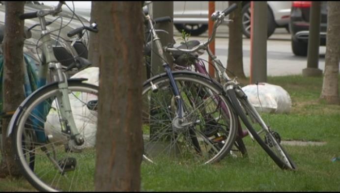 Politie Mechelen vat fietsendiefbende bij de kraag