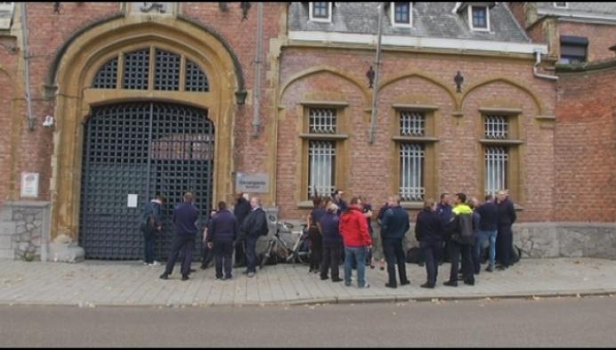 Spontane staking in gevangenis van Turnhout