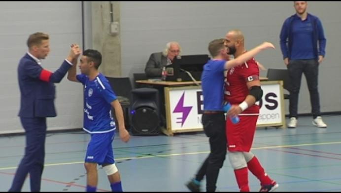 Real Noorderwijk pakt eerste zege dit seizoen tegen Moeskroen.