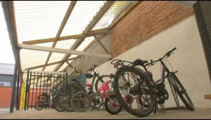 Meer fietsen, gratis naar de kermis !