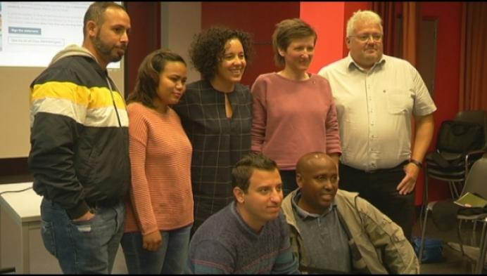 Mechelen ondertekent vluchtelingencharter VN