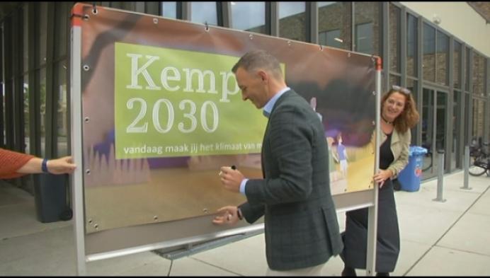 Kempense burgemeesters ondertekenen klimaatpact Kempen 2030