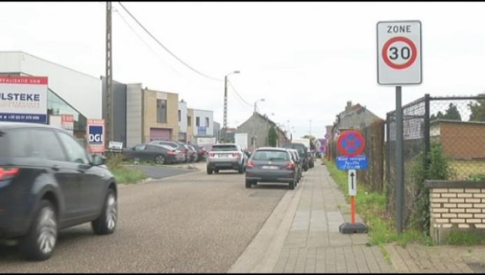 Eén auto op vier negeert zone dertig in Mechelse Dellingstraat