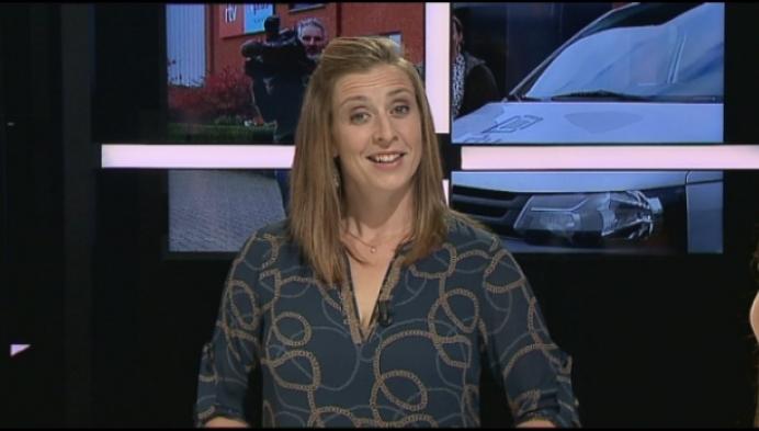 Eliana Verhofstadt werkt een dag bij RTV voor het goede doel